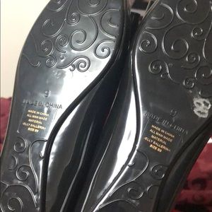 kate spade Shoes - Kate Spade Jelly ballerina flats, size 9